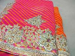 Traditional Rajasthai sarees