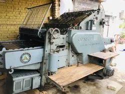 Albert Frankenthal Die Cutting Machine