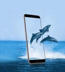 Black Gionee F205 Mobile Phone