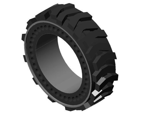 Heavy Duty Solid Forklift Tire