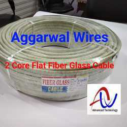 Fibre Glass Covered Copper Conductor Cable