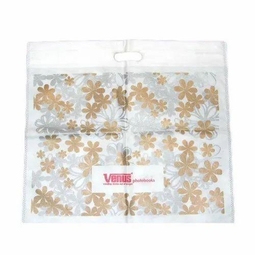 Non Woven Eco-Friendly D Cut Bag, Capacity: 5 kg