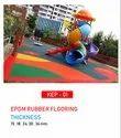 EPDM Rubber Flooring Services