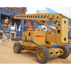 Movable Boom Lift, Capacity: Upto 5 Ton