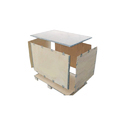 Wood Rectangular P Type Nailless Box, For Packaging And Storage