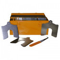 Steel Precut Alignment Shims For Chemical Industry
