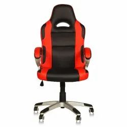 High Back Silver Arrow WB 8086 Red and Black Executive Chair, Size: 53 X 58 X 80 Cm, Model: WB8086