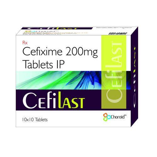 Cefilast Tablets