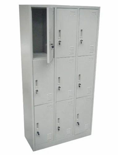 41ab04425ba Stainless Steel 9 Door Locker, Rs 15000 /piece, Interface Trading ...