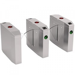 Stainless Steel Flap Barrier