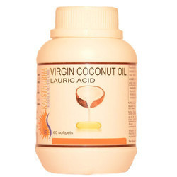 Virgin Coconut Oil Capsules