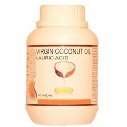 Kausthubha Virgin Coconut Oil Capsules, Packaging Type: Plastic Bottle, Grade Standard: Medicine