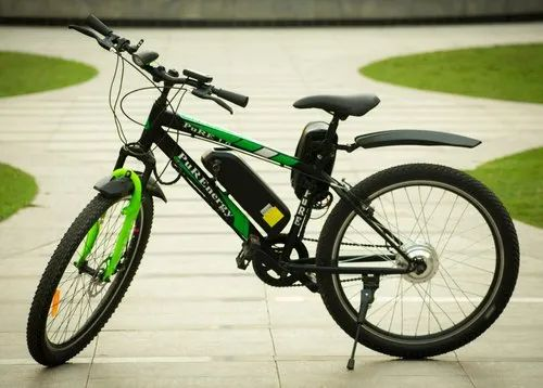 Add Few Exercises in Your Day with Electric Bicycle