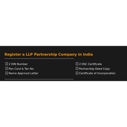 LLP Company Registration, in Pan India