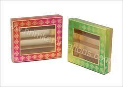 Floral Mithai Box 1/2 Kg
