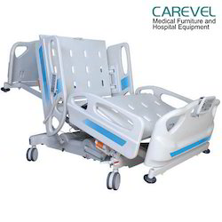 Carevel Quora Motorized 7 Function ICU Bed