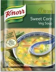 Knorr Sweet Corn Veg Soup, Packaging Size: 44g