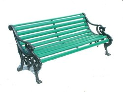 Parth Cast Iron Bench - FurnitureRoots Offering