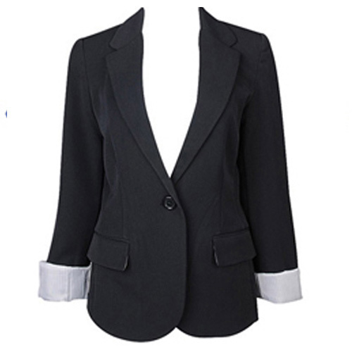 Black Ladies Blazer 2237e4a40f