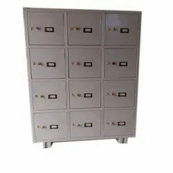 12 Section MS Locker Almirah, For Office