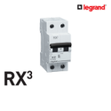 Rx3 Legrand 50a Four Pole Mcb