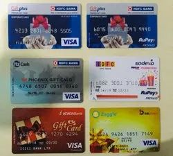Prepaid Bank Cards(HDFC Gift Plus,IDFC Sodexo, ICICI,EBIX Cash, RBL, Federal Bank, Yes Bank, Zaggle)