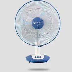 53 Watts 3 Orient Table Fan, Model Name/Number: Desk 25