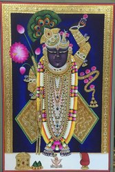 Shree Nath Ji Paintings
