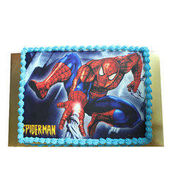 Pleasant Spiderman Birthday Cake At Rs 950 Kilogram Birthday Cake Personalised Birthday Cards Paralily Jamesorg