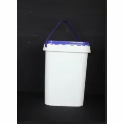 10 Ltr Square Container