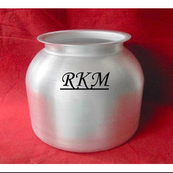 Aluminum Water Storage Pot