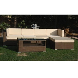 Garden Weather Resistant Sofa