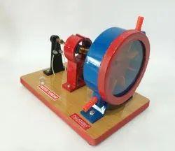Water Turbine Working Model