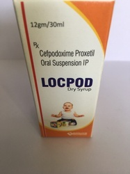 Cefpodoxime 50mg Oral Suspension