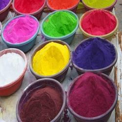 Traditional Rangoli Color