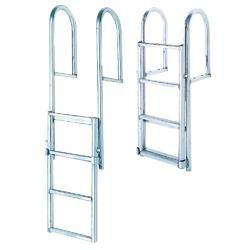 Aluminum Tower Ladders For Store Keeping
