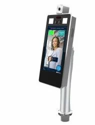 Fever Screening Temperature Scanning Facescan Device