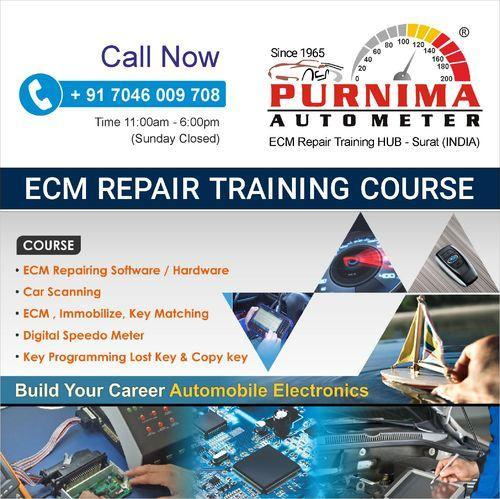 ECM Repair Training Course - Car ECM Repair Training Course