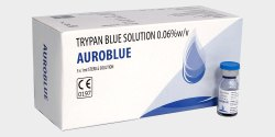 Auroblue Ophthalmic Solution