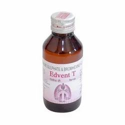 Edvent-T Cough Syrup, 100 ml