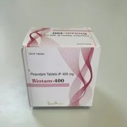 Piracetam 400 Mg Tablets