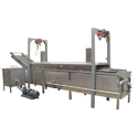 Automatic Snack Frying Machine
