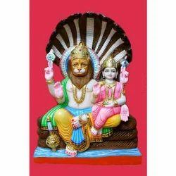 Narsimha Lakshmi Statue