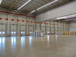 Commercial Building Jointless Flooring