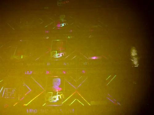Holographic Laminates