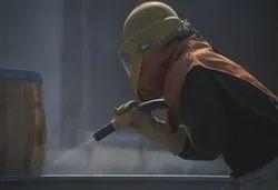 Industrial Copper Slag Blasting Service