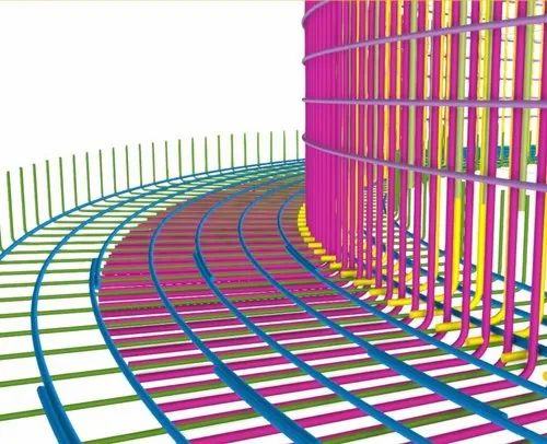 Rebar Detailing Services - CAD Outsourcing, रीडर