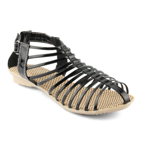 72903f2e1a3 Cute Fashion Ladies Fancy Flat Sandals