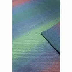58 inch Plain Linen Silk Jacquard Fabric, GSM: 50-100