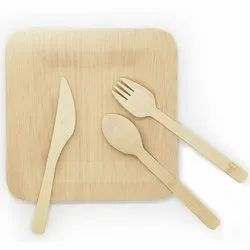 Restaurant Wooden Cutlery